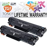 Shop 247 2 Pack 48A for HP 48A CF248A Compatible Ink HP M15w MFP M28w Toner Cartridge for use with HP LaserJet Pro M15w M15a HP LaserJet Pro MFP M28w M28a M29w M29a Printer