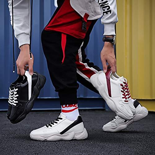 Corin Sneakers Primavera Moda De Para Low Hombre Zapatos Viento White Entrenadores Casuales top Solos Deportes wqHnRqTr