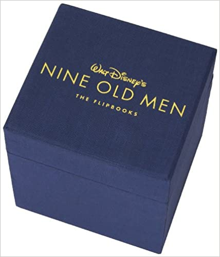 The Flipbooks Walt Disney Animation Studios The Archive Series Walt Disneys Nine Old Men