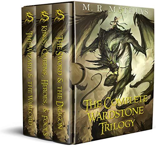 The Complete Wardstone Trilogy (The Wardstone Trilogy Book - Jordan Lizards