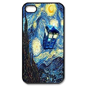 Cyber Monday Store Customize Doctor Who Cellphone Carrying Case Fits For iphone 4 4S JN4S-1788