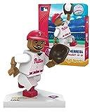 Oyo Sportstoys MLB Philadelphia Phillies Odubel Herrera Generation 5 Minifigure, Small, Black