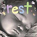 img - for Rest: A board book about bedtime (Happy Healthy Baby) book / textbook / text book