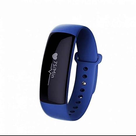 Pulsera de actividad Relojes Inteligentes,Monitor de Pulso Cardiaco,Sleep Monitor,Moda Sport
