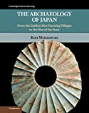 The Archaeology of Japan: From the Earliest Rice Farming Villages to the Rise of the State (Cambridge World Archaeology)