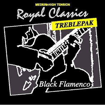 royal classics fl60 flamenco nylon guitar strings medium high tension musical. Black Bedroom Furniture Sets. Home Design Ideas