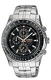 Casio Mens MTP4500D-1AV Slide Rule Bezel Aviator Stainless Steel Watch