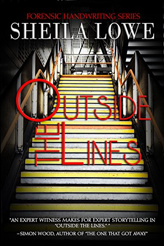 Outside the Lines (Forensic Handwriting Mystery Book 6)