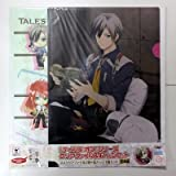 Tales of Series Clear File & cans badge set B: Tales of Xillia 2 (single)