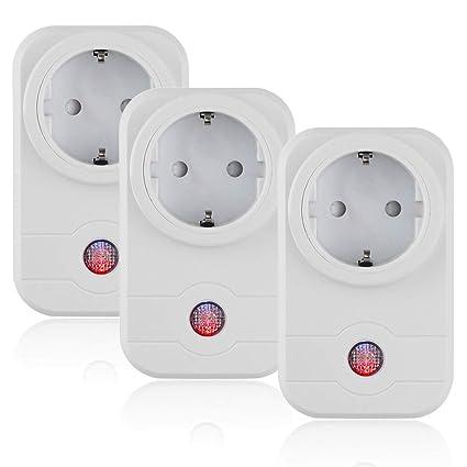 Smart Aplicación enchufe Remote Control WiFi enchufe voz controlar inalámbrico enchufe mobile temporizador controlar EU Conector