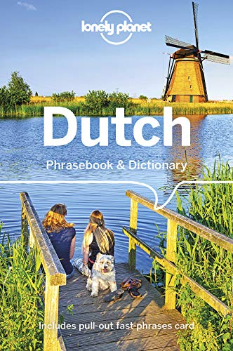 Lonely Planet Dutch Phrasebook & Dictionary...