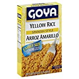 Goya Foods Yellow Rice, 14 oz