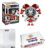 Funko Pop! SDCC Jumpscare Baby Sister Location Five Nights At Freddy's, Summer Convention Exclusive, Concierge Collectors Bundle