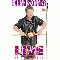Frank Skinner Live at The Birmingham Hippodrome