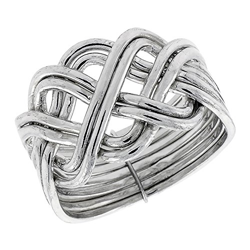 Sterling Silver 8-Piece...