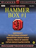 Hammer Box 1 (Quatermass II / the Quatermass Xperiment / Frankenstein Created Woman / Dracula: Prince of Darkness / Captain Kronos: Vampire Hunter)
