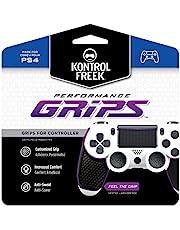 KontrolFreek Performance Grips voor Playstation 4 | Zwart