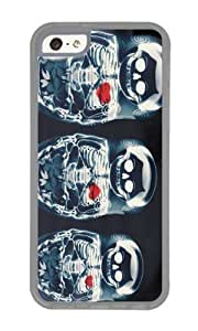 linJUN FENGApple iphone 6 4.7 inch Case,WENJORS Adorable Nesting Doll X Ray Soft Case Protective Shell Cell Phone Cover For Apple iphone 6 4.7 inch - TPU Transparent