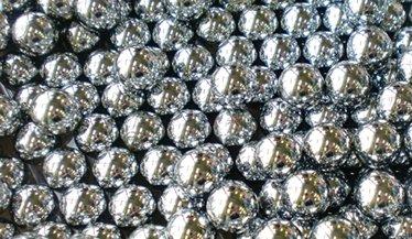無印ノーマーク パチンコ玉500個(鋼球11mm)スリングショットの商品画像