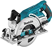 "Makita XSR01Z 18V X2 LXT Lithium-Ion 36V Brushless Cordless Rear Handle 7-1/4"" Circular Saw, Tool Only (R"