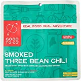 vegan dehydrated food - Good To-Go Smoked Three Bean Chili (Double Serving)