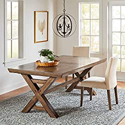 Stone & Beam French Country Orb Chandelier, 21