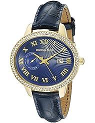 Michael Kors Womens Whitley Blue Watch MK2429