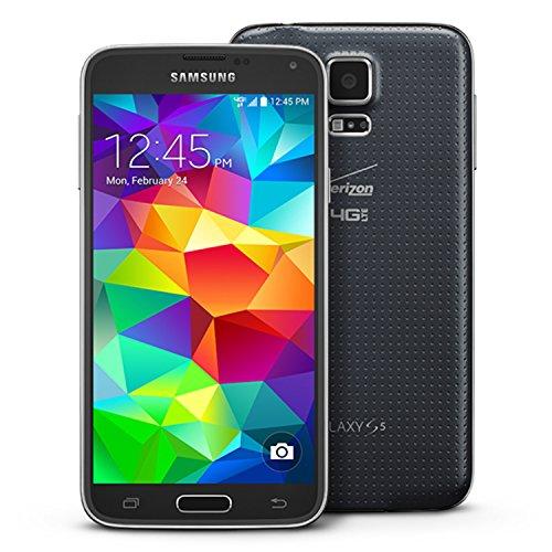 Samsung Galaxy S5, Black (Verizon Wireless) Certified Pre-owned