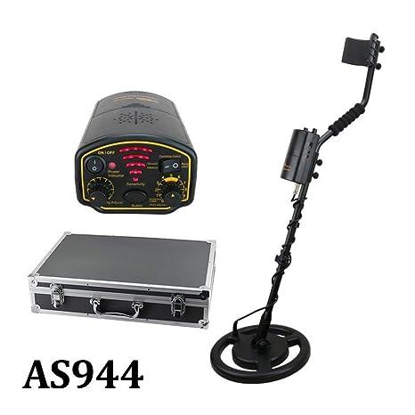 Barry Century - Detector de Metales Profesional (Detector de Metales 3M, Profundidad de detección