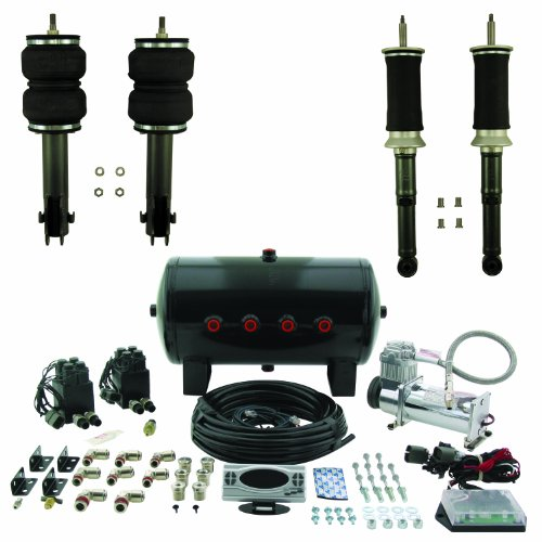 Complete Air Strut Suspension Systems - 4