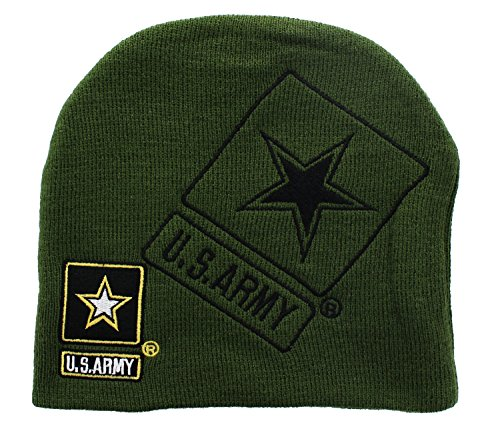 U Licensee Green Nerd S Beanie Official Army Block XqwAR5