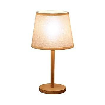 Lampara de mesa Estilo japonés Minimalista lámpara Creativa ...