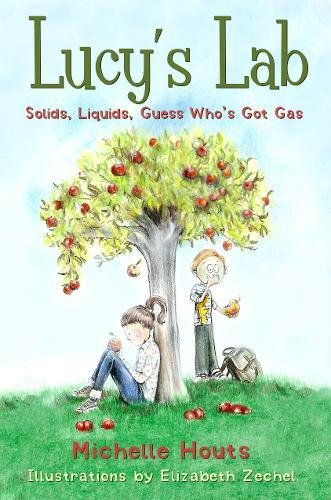 Solids, Liquids, Guess Who's Got Gas?: Lucy's Lab #2 - Junie B Jones Costume