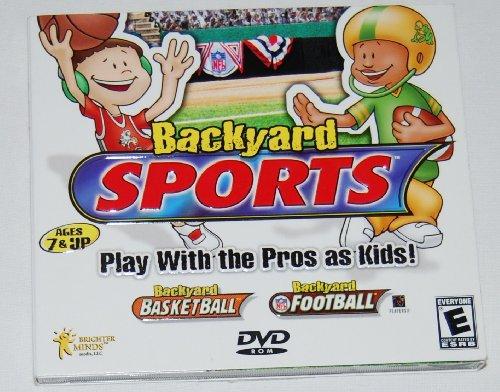 Backyard Sports - Backyard Basketball, Backyard Football ()