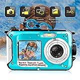 Best Camera Waterproofs - Waterproof Digital Camera Underwater Camera FHD 2.7K 48MP Review
