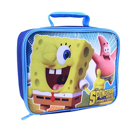 Global Design Concepts SpongeBob and Patrick Lunch Kit, Blue by Nickelodeon