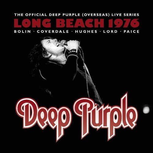Vinilo : Deep Purple - Live at Long Beach Arena 1976 (United Kingdom - Import)