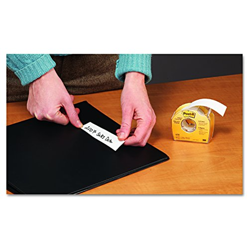 Post-it 658 Labeling & Cover-Up Tape, Non-Refillable, 1'' x 700'' Roll by Post-it (Image #2)
