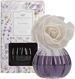 product image for Greenleaf Flower Diffuser - Diffuses 30 Days - Made in The USA - Lavender