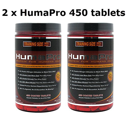 2 x Humapro 450 tablets (2 tubs (900 tablets total)) by Alri