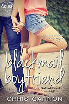 Blackmail Boyfriend Chronicles Book ebook product image