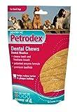 Petrodex Dog Dental Chews Small Dog, 24-Count, My Pet Supplies