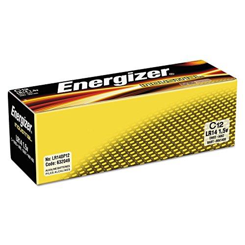 EVEEN93 - Energizer EN93 Alkaline C Size General Purpose Battery by Energizer
