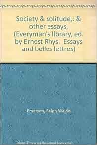 Everyman essay