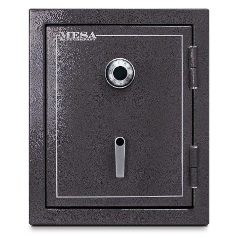 Rating Safe - Mesa Safe Burglary & Fire Safe Cabinet 2 Hr Fire Rating, Combo Lock, 22