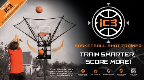 iC3 Basketball Shot Trainer WITH accessories.