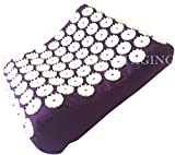 White Lotus Anti Aging Acupressure Pillow, Winner Best Acupressure Mat Set Vergleich.org 2017, The Acupuncture Pillow Gives Stress Relief And Relieves Sleep Problems, Memory Foam & Non Allergenic Dyes