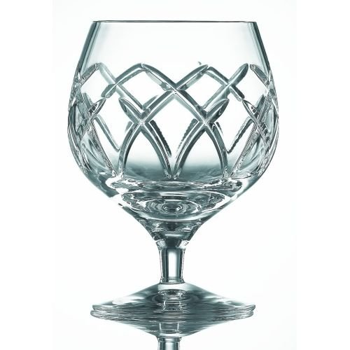 Galway Crystal Mystique Brandy, Pair