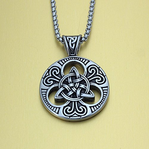 Review Mens Women's Celtic knot