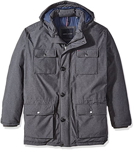 Tommy Hilfiger Performance Hooded Field